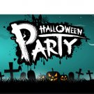 10x Halloween Pirate Skull & Crossbones Pirate Hand Waving Flag 32 x 25cm