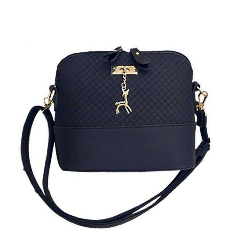 HOT SALE!2016 Women Messenger Bags Fashion Mini Bag With Deer Toy Shell Shape