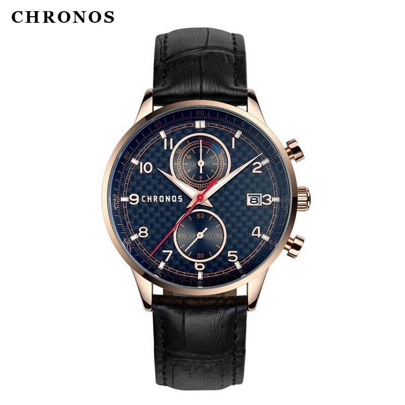 CHRONOS Men Watches Women Watch Fashion Casual Watch Montre Watch