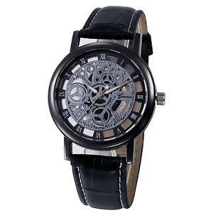 Brand New Women Hollow Watches Analog Quartz Stainless Steel Wrist Watch Fema...