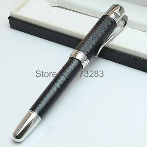 luxury MB pen bag package Jules Vern roller ball pen metal blackoffice supply...