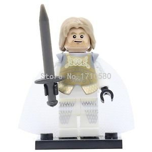 Jaime Lannister Minifigures Single Sale Game of Thrones Ice and Fire Series B...