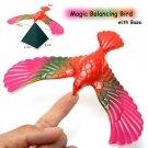 Free shipping Balance Eagle Bird Toy Magic Maintain Balance Home Office Fun L...