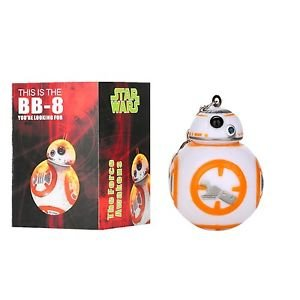 Rogue One 10PCS 2.2inch Star Wars The Force Awakens BB8 BB-8 R2D2 Droid Robot...