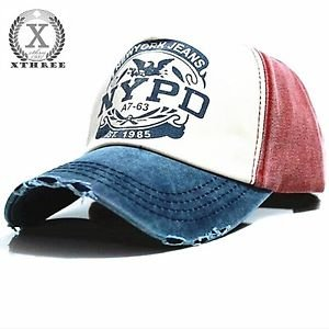 wholesale hot brand cap baseball cap fitted hat Casual cap gorras 5 panel hip...