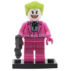 DC Super Heroes Joker Minifigures PG016 Single Sale Building Blocks Batman Su...
