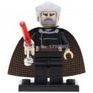 PG643 Count Dooku Minifigures Single Sale Star Wars Curved Lightsaber Sith Ch...