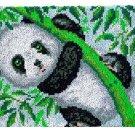 Panda Rug Latch Hooking Kit (85x58cm)