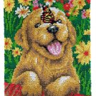 Happy Puppy Rug Latch Hooking Kit (61x81cm)
