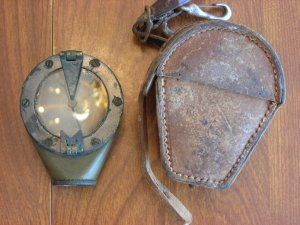 COMPASS, CREAGH-OSBORNE MARCHING, MARK VII,  MOD.D1, SPERRY army WW1