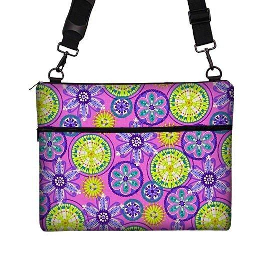 15 inch PC Laptop Sleeve Bag Case Messenger Janine King ecf8