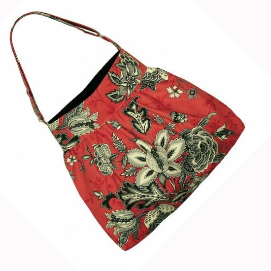 Large Hobo Tote Diaper Bag Purse Janine King Designs ece6