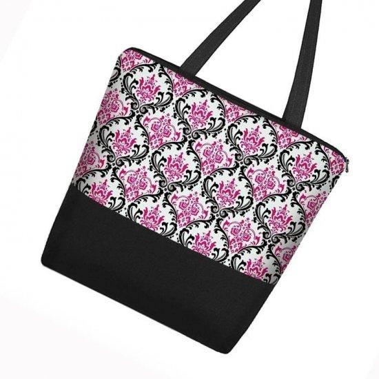 Tote Diaper Bag Purse Book Bag Janine King Designs ecc0