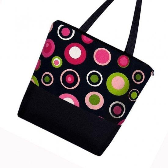Tote Diaper Bag Purse Book Bag Janine King Designs ecb2