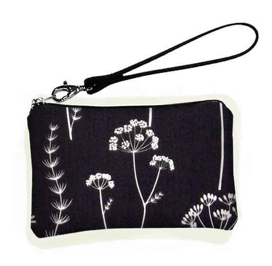 Petite Wristlet small handbag purse clutch bag padded eca4
