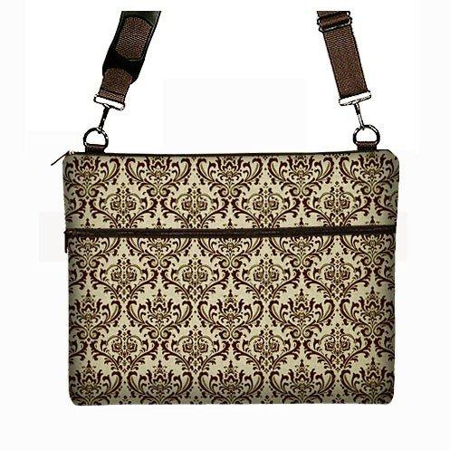 15 inch PC Laptop Sleeve Bag Case Messenger Janine King ecc7