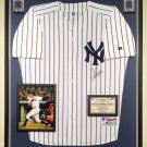 Premium Framed Alex Rodriguez Autographed Majestic Yankees Jersey - Official MLB Authentication