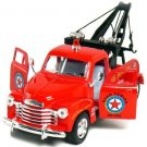 1953 Chevy 3100 Wrecker Kinsmart diecast car model