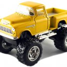 Chevy Stepside 4x4 Pick Up Monster Wheel Kinsmart diecast car model