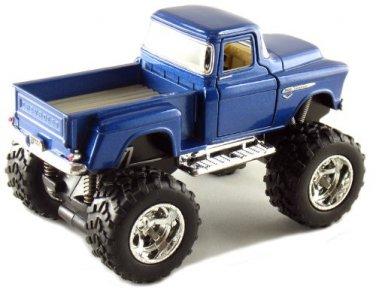 Chevy Stepside 4x4 Pick Up Monster Wheel Kinsmart diecast car model
