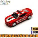 2014 Chevrolet Camaro Fire Fighter Kinsmart diecast car model