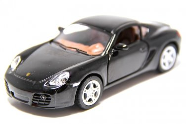 Porsche Cayman S of Kinsmart diecast car model