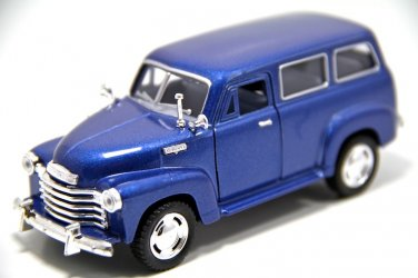 Chevrolet Suburban 1950 of Kinsmart diecast car model