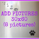 ADD PICTURES 30x60 Blanket