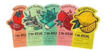 tonymory  im real mask  sheet pack 16 packs