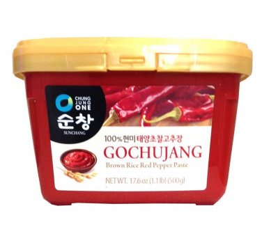 Hot Pepper Paste (Sunchang Gochujang) 500g