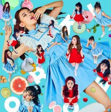 redvelvet mini album vol.4 rookie
