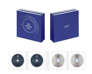 INFINITE [ INFINITE EFFECT ADVANCE LIVE ] 2DVD+2CD+PHOTO BOOK+PHOTO CARD KPOP