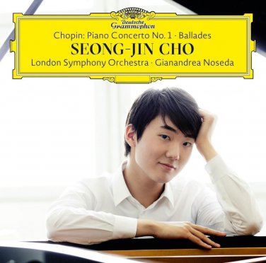 Chopin:Piano Concerto No.1; Ballades by Seong-Jin Cho [Audio CD] [Frederic Chop]