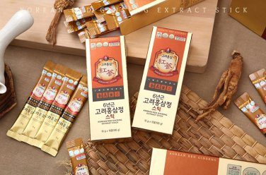 red-ginseng-extract-stick-10g-30pcs-antiaging-stamina-saponin-for-climacterium
