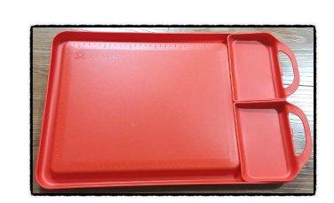 kitchen smart board idea board leak prevention storage BPA free chopping board