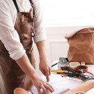 fake leather apron carpenter apron flowerist apron storage apron work apron