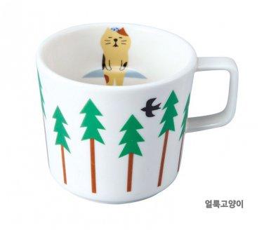 Neko Cat spa Paw Animal Mug Cup Coffee Tea Cute Gift Crazy Ca Funny drink milk