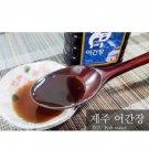 jeju fish soy sauce 500ml asia sauce