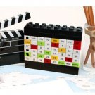 lego desk calendar kid gift desk decor