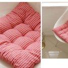 red stripe cotton sitting mat red stripe cotton sitting cushion stripe stool mat