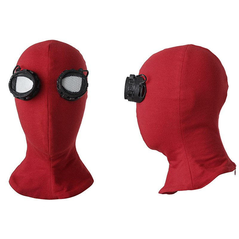 SpiderMan Homecoming Mask Cosplay For Halloween