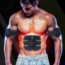 Abdominal Muscle Toner, ABS Trainer Body Fit Toning Belt,Portable Unisex Fitness Training Gear