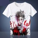 Hunter x Hunter Killua Zaoldyeck& Hisoka Printed T shirt