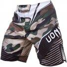 Sport Santa Muerte Men Short UFC MMA BBJ SPATS Short Pants