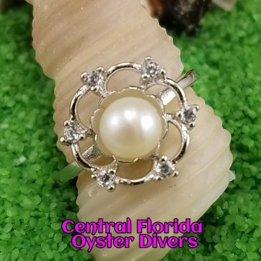 Blooming Flower Ring 925SS