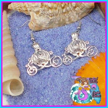 Carriage Earrings