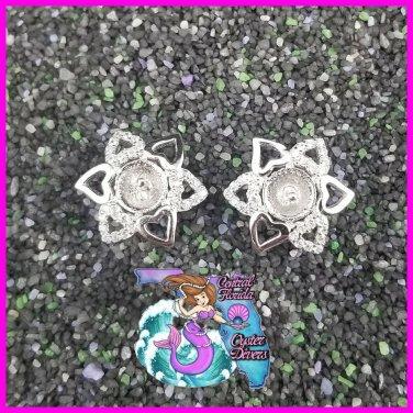 Star Earrings 925SS
