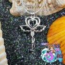 Winged heart arrow