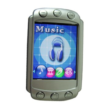 MP4 Player 1GB, 1.8inch 262k true color TFT screen, FM, record