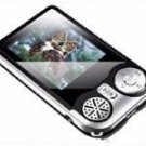 2.0 Inches TFT Display MP4 Player, Support Expansion SD Card, FM Scan Radio, Built-in Games
